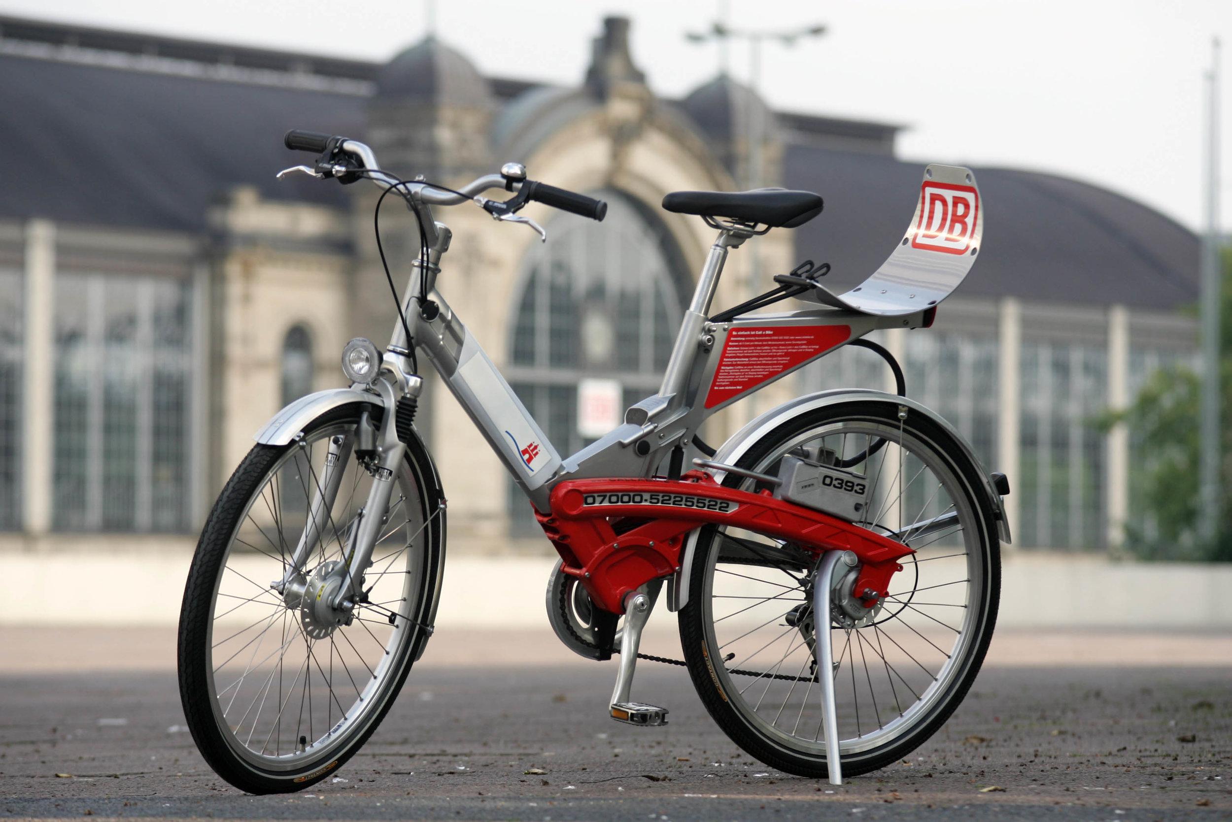 Deutsche Bahn Call-a-Bike