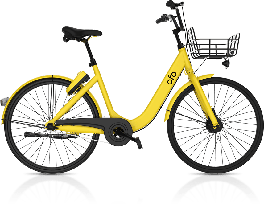 Bright, Cheap Pedal Bikes