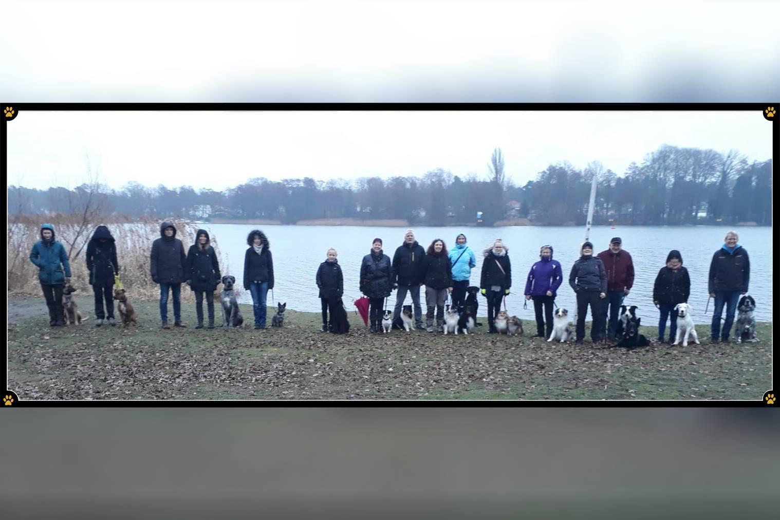 JoBaDog Alltagstraining in Oranienburg am Lehnitzsee - Im Wald darf der Hund Hund sein. Nicht ganz richtig. Auch hier muss er sich trotz aller Ablenkungen konzentrieren können. 💪🏻Deshalb stand heut das Alltagstraining unter dem Motto: Ist die Verführung noch so groß - mein Band zu Herrchen oder Frauchen ist grösser. 💛Es galt andere Hunde zu ignorieren, Radfahrer und Jogger ziehen zu lassen und Duftmarken & Spuren keine Beachtung zu schenken. Durch kleine Übungen mit und ohne Leine hatten Zwei - und Vierpfötler sogar Spass dabei. 🤗