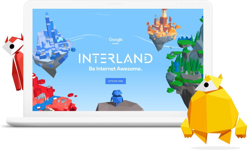 Google Game Interland