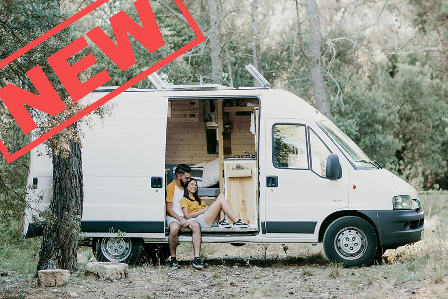 The Van Effect - Laia and Aitor purchased a 2005 Peugeot Boxer in 2015 for 5,500 euros with the intention of using it for vacations and weekend getaways. After they took it on a trip to Portugal in the summer of 2016 and got their first taste of van life, there was no way they could go back to their old way of living.