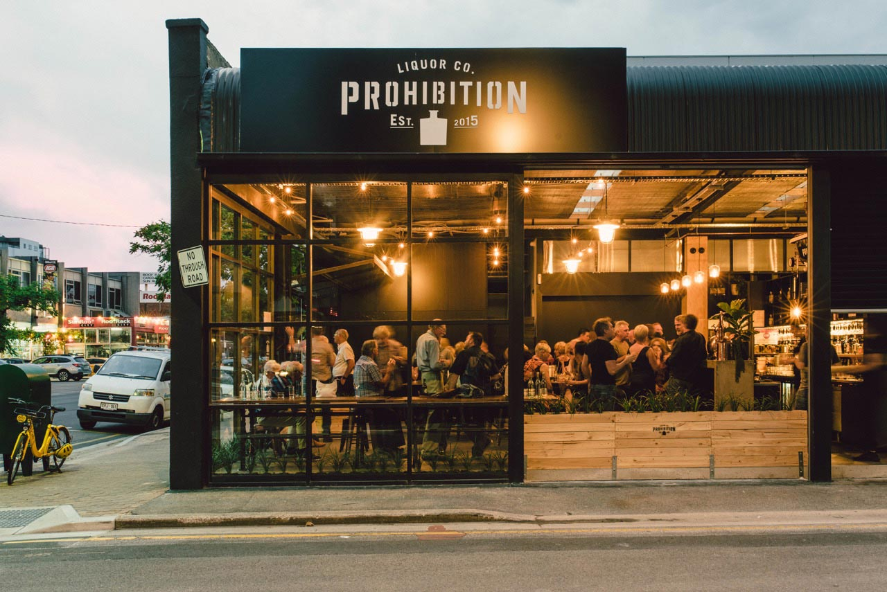 6.Prohibition Liquor Co - 22 Gilbert St, Adelaide, SA 5000