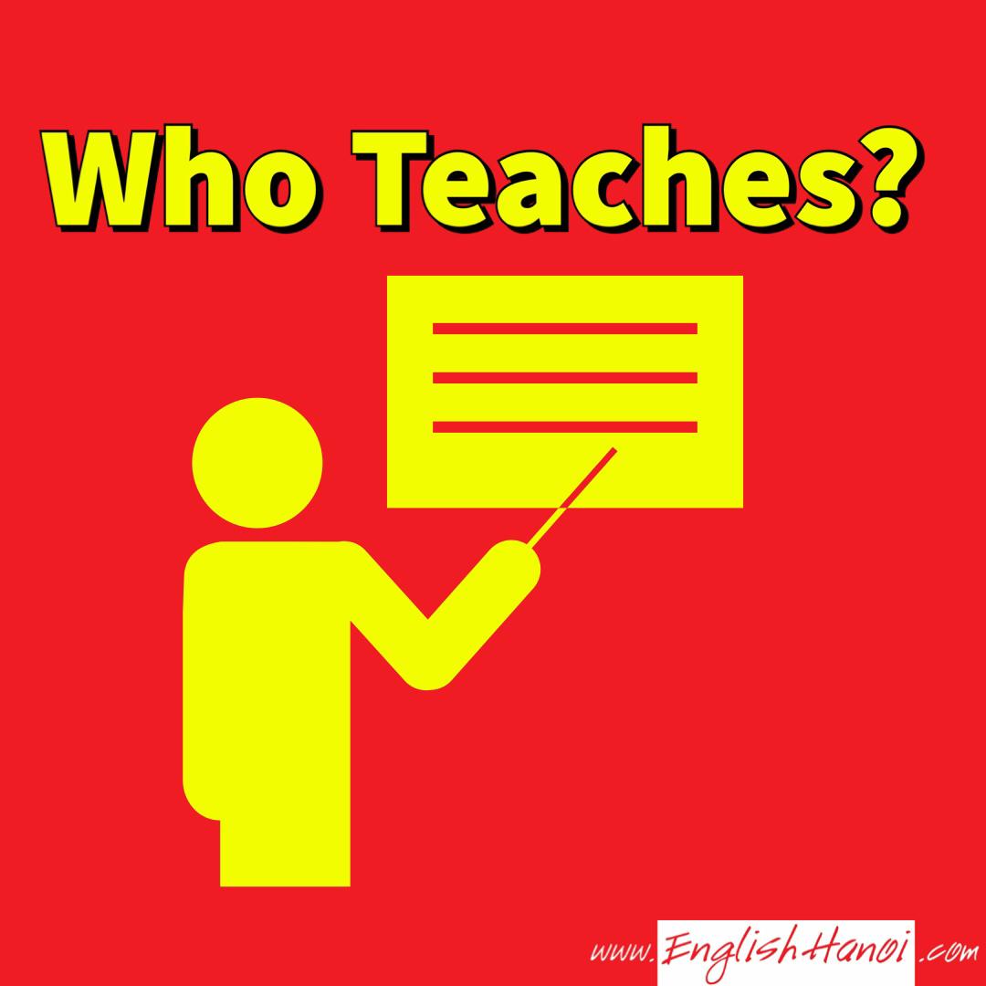 Giáo viên    Các lớp học sẽ trực tiếp được giảng dạy bởi thầy Patrick và nhóm giảng viên cộng sự. Ngoài bằng cấp cần có, các giảng viên đều là những người yêu nghề và nhiệt tình. Nếu bạn không hợp với phương pháp của thầy cô bạn có thể chuyển sang lớp khác hoặc hoàn lại học phí. Điều quan trọng nhất với chúng tôi là sự tiến bộ của học viên.