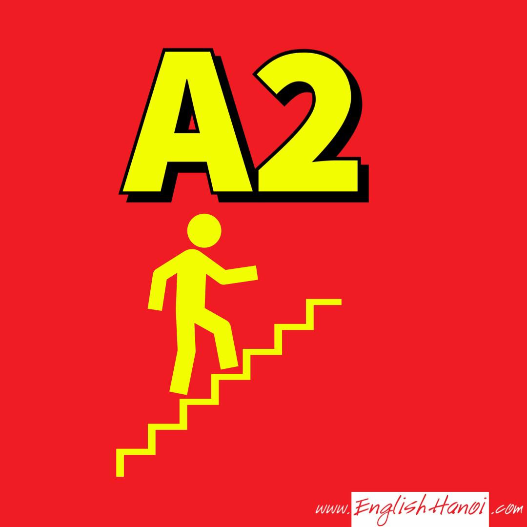 Tiếng Anh A2    Tự tin giao tiếp Tiếng Anh quốc tế