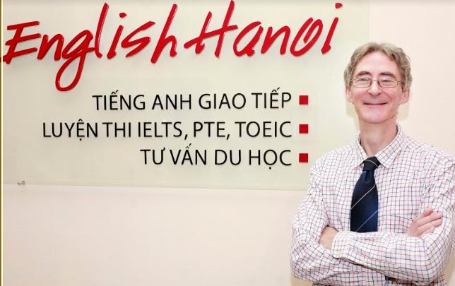 giao vien IELTS tại English Hanoi