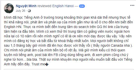 Ms Nguyệt Minh - Đại học Văn Hóa - Hà Nội - Lớp A1, A2