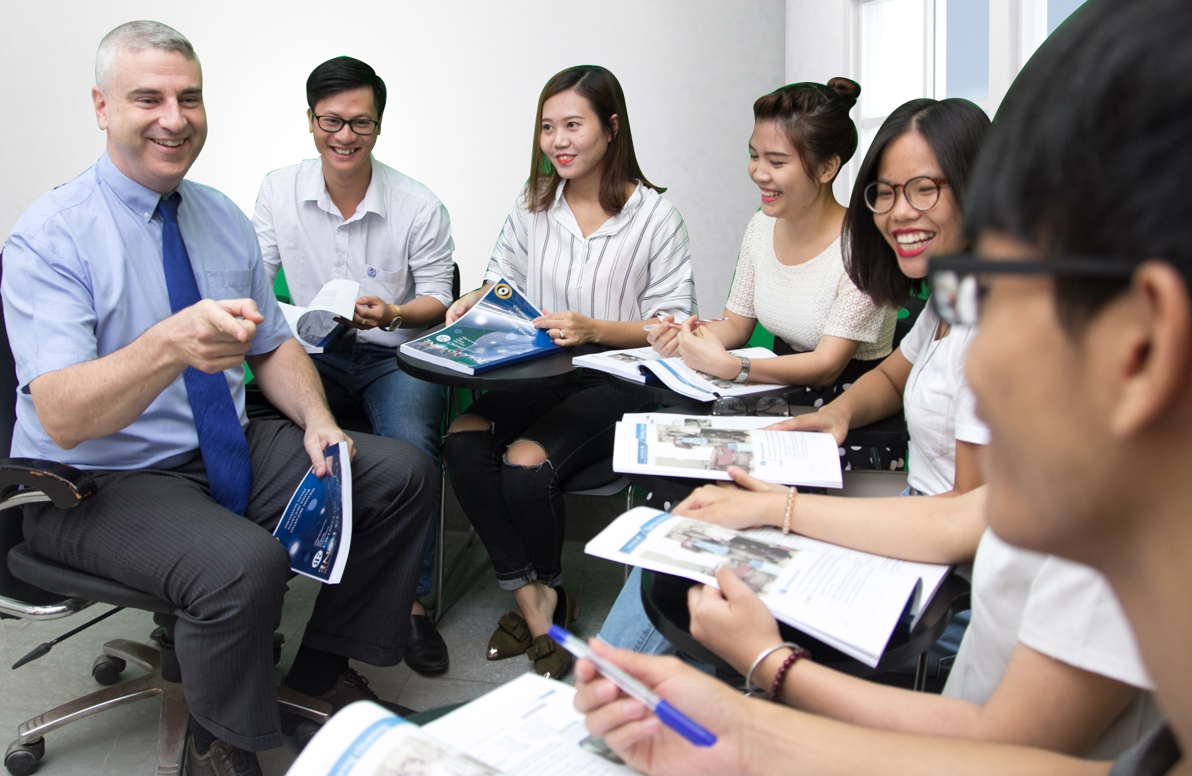 Lớp học tiếng Anh giao tiếp A1