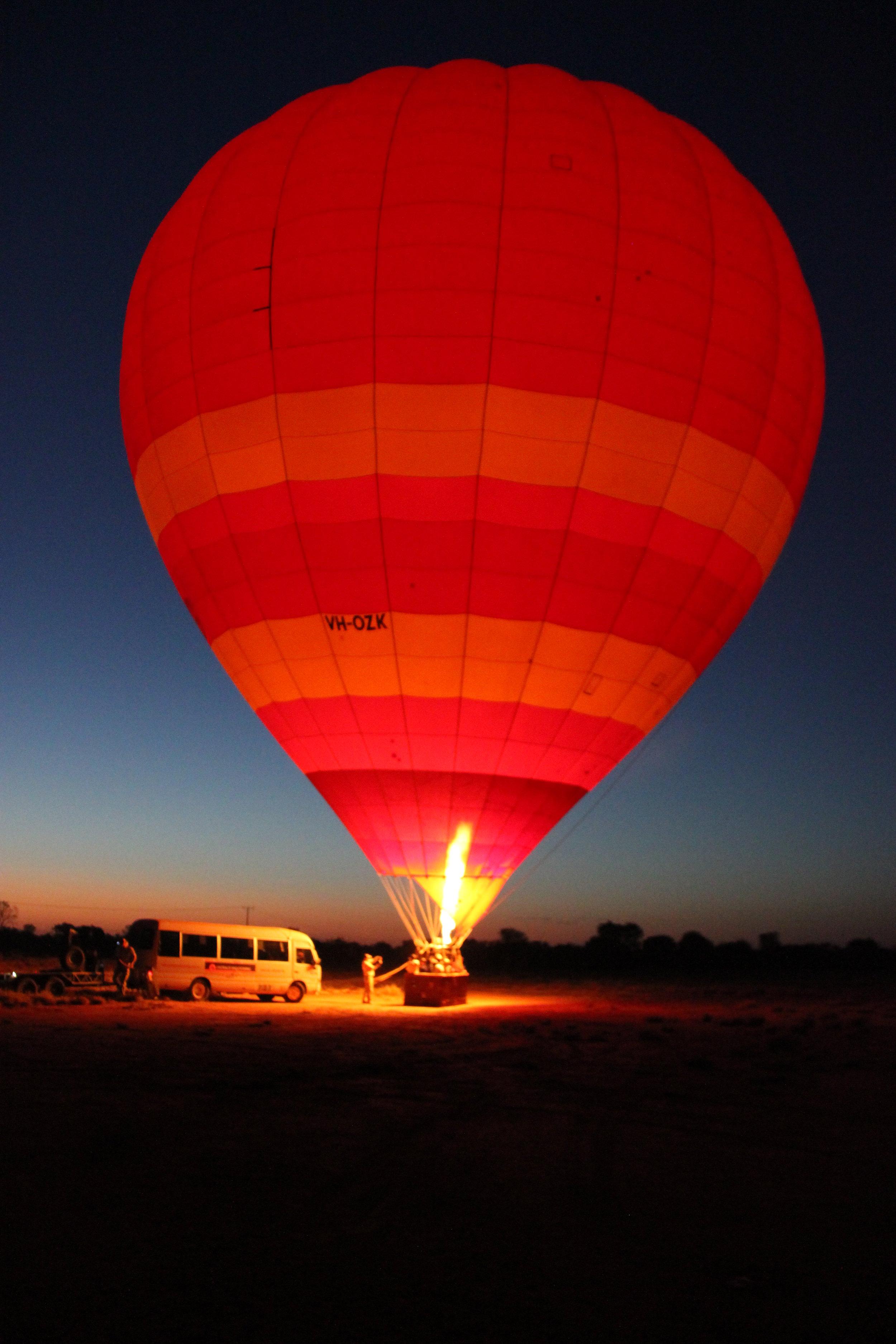 Getting Ready to take flight 1 balloon.JPG