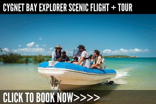 Scenic FLight, Horizontal Falls, Pearl Farm, Boat Tour and Cape Leveque - Duration: Full Day, from AU$940Click here for full details>>