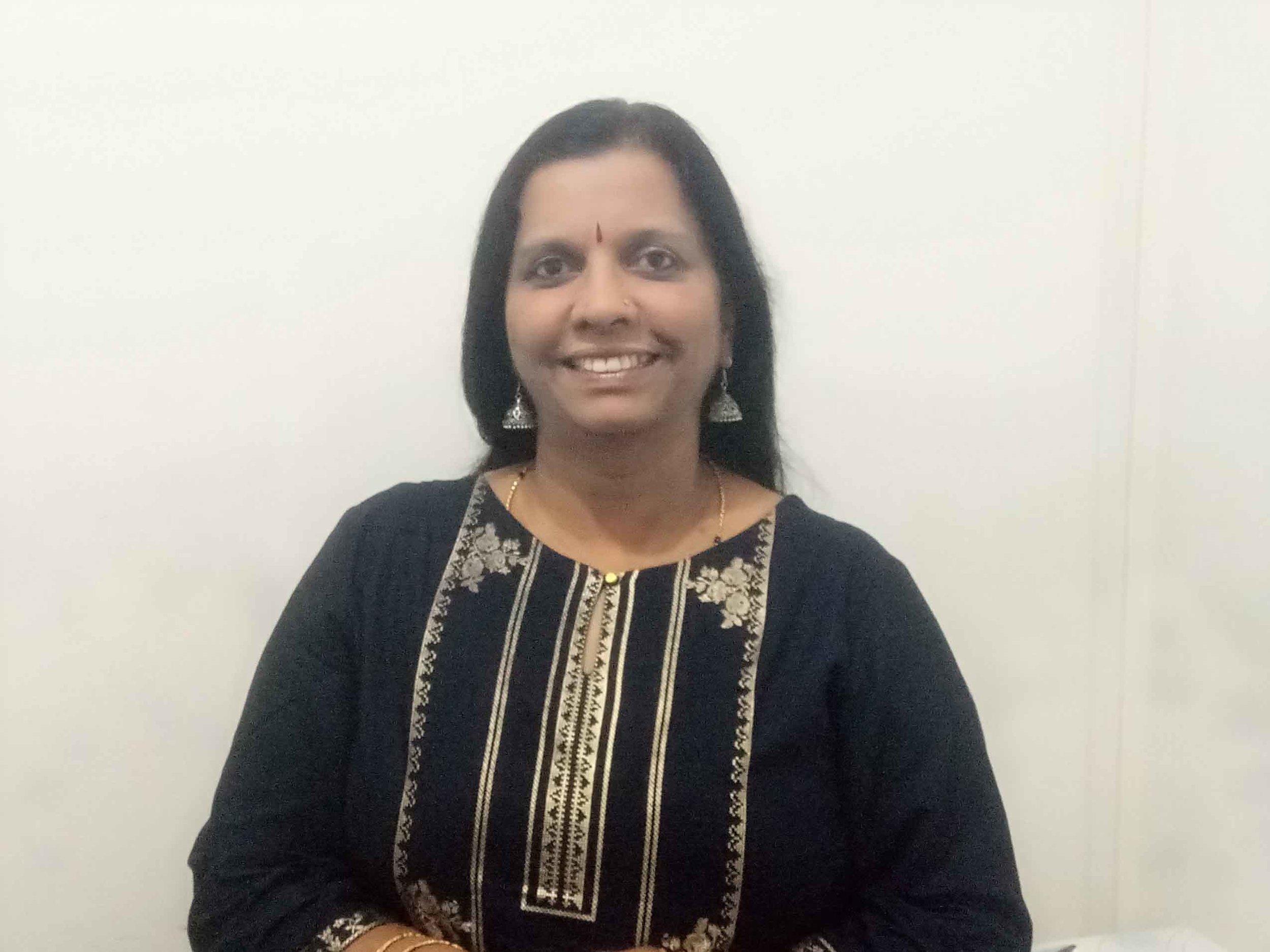 Dr Geetha Manjunath