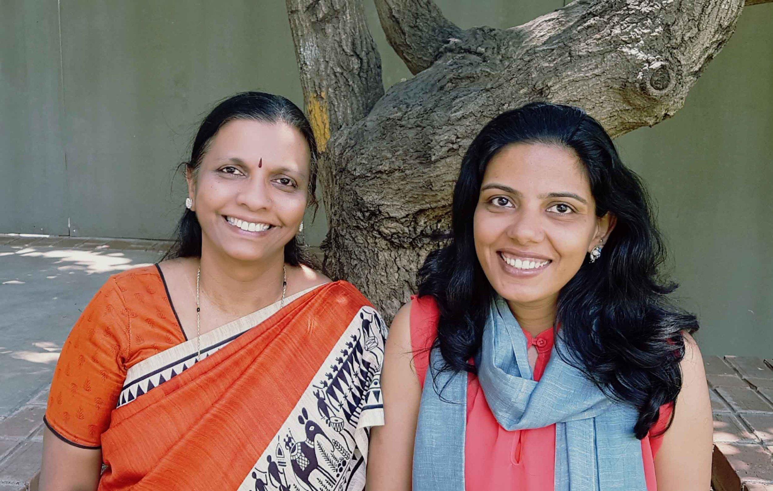 NIRAMAI Co-founders Dr. Geetha Manjunath & Nidhi Mathur