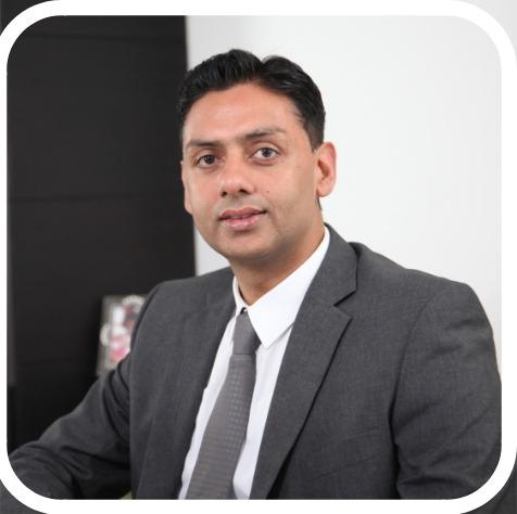 Dr Dharminder Nagar, MD, Paras Healthcare