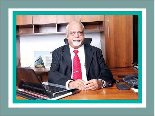 Dr Karanjekar, CEO, Kiran Hospital, Gujarat.