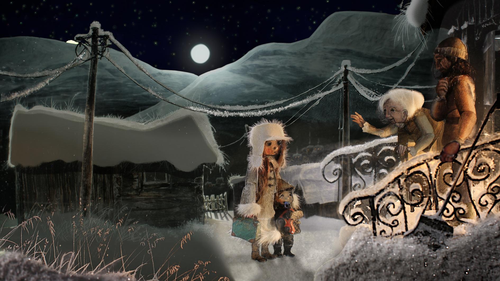 Christmas Survivors