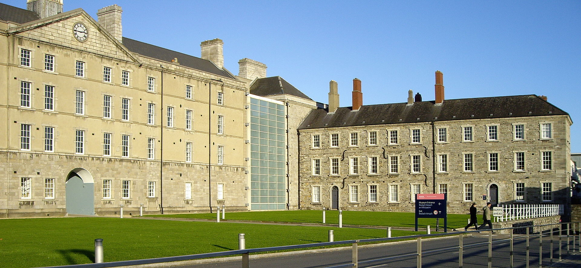 National Museum of Ireland. Image Credit: Wikipedia