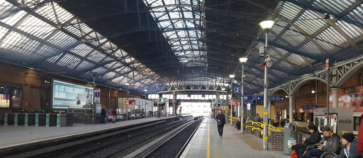 Pearse Station (Photo: Irish Rail)