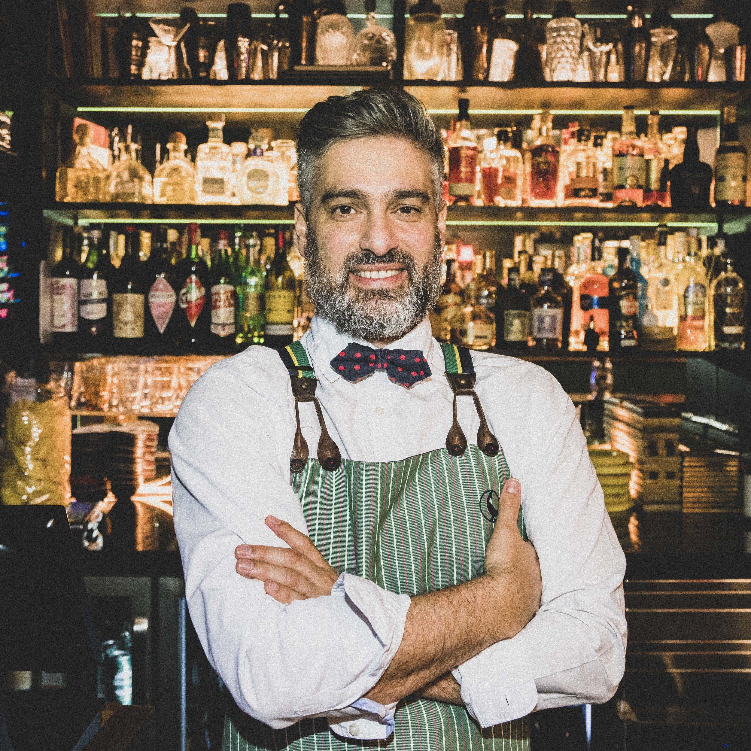 Diego Cabrera - Salmon Guru