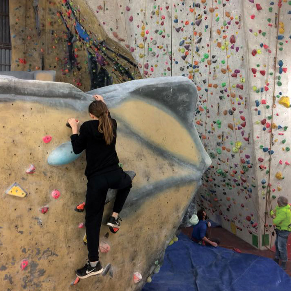 Youth Cafe Penryn - Climbing - Highway Church - Cornwall