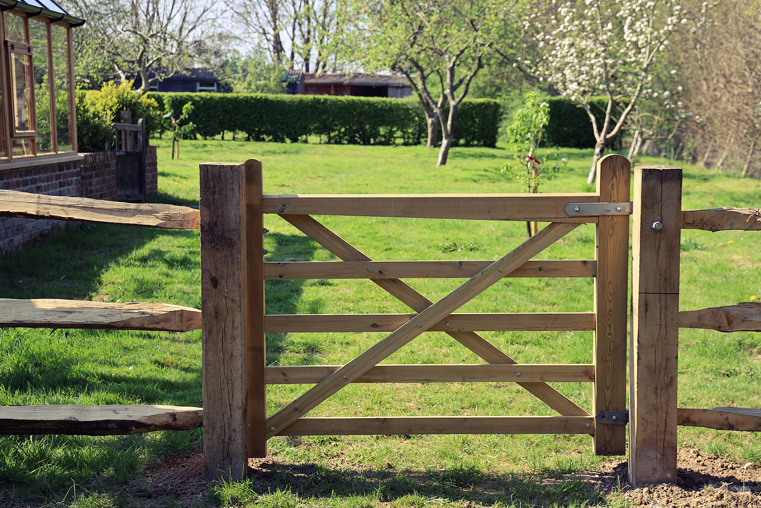 New gate & fencing