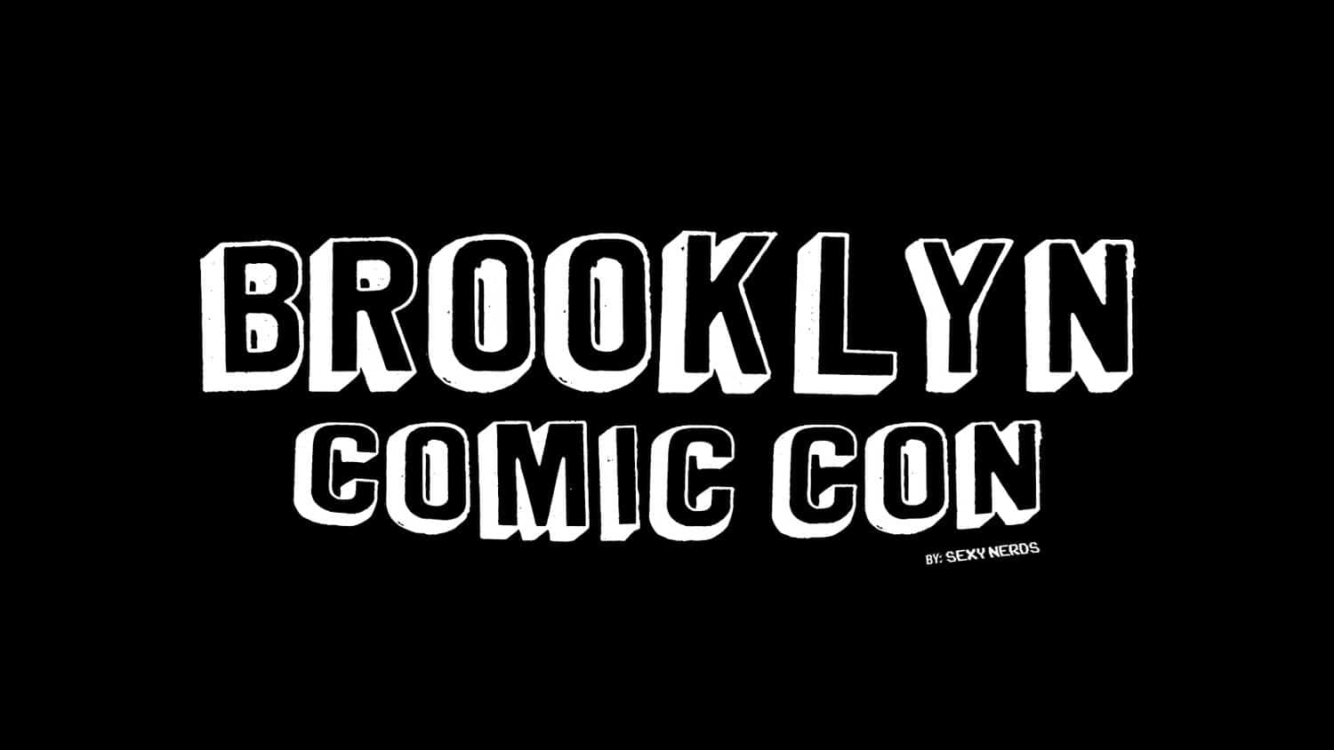 Brooklyn Comicon logo