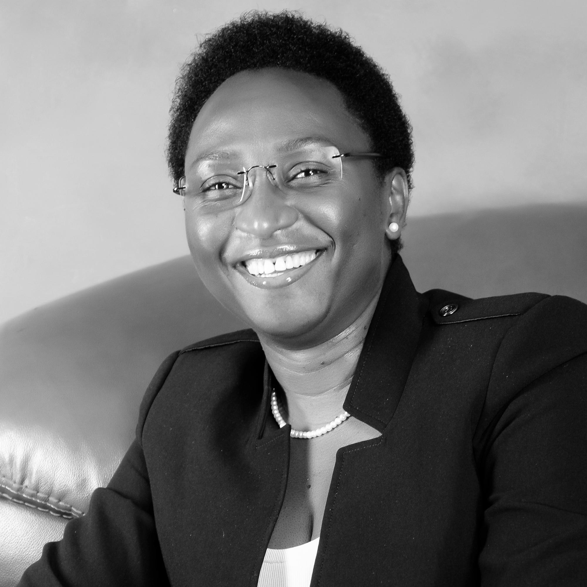 Irene Ochem - Chief Executive Africa Women Innovation and Entrepreneurship Forum