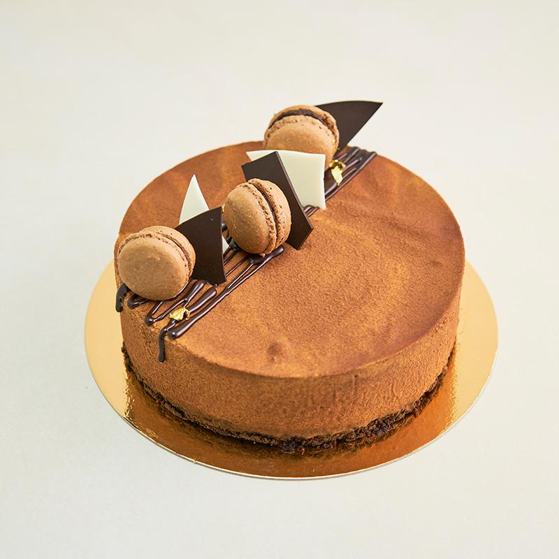 Marmori-suklaakakku