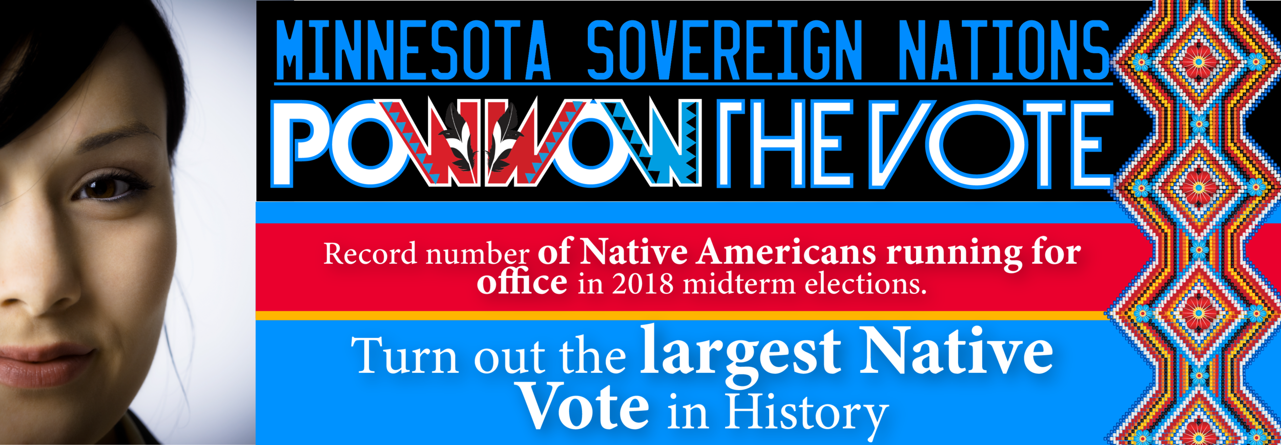 June 2, 1924 , Congress granted citizenship to all Native Americans born in the  U.S.  Yet even after the Indian Citizenship Act, some Native Americans weren't allowed to vote because the right to vote was governed by  state law .  Yes, Native Americans were given the right to vote in the Voting Rights Act of 1965; before that time different states disallowed them to vote for different reasons.  Until 1957, some states barred Native Americans from voting. Let's Pow Wow the Vote … Be part of history.