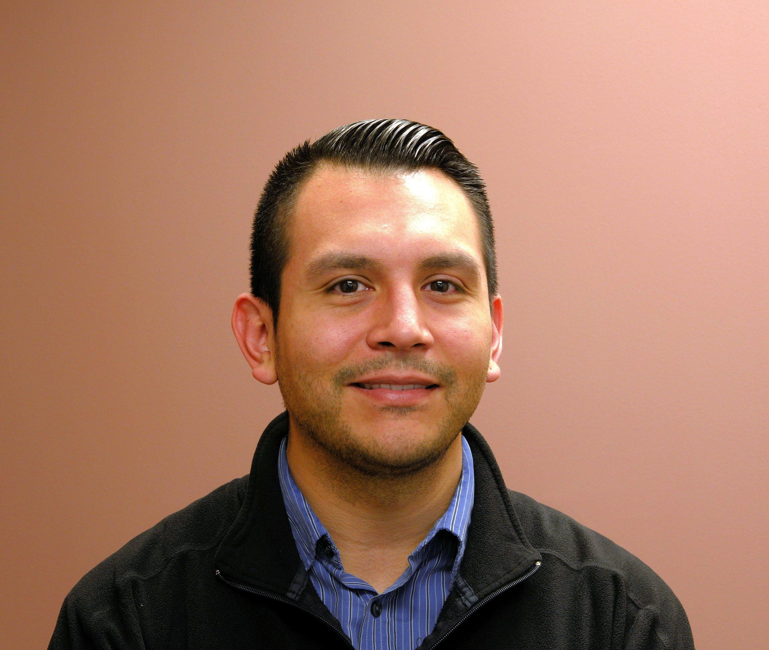 Michael Sanchez, Senior Title Officer