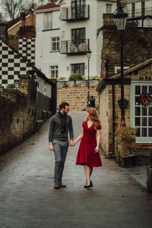 Engagement Session | Knaresborough Photographer | Yorkshire Photographer | Engagement Photography