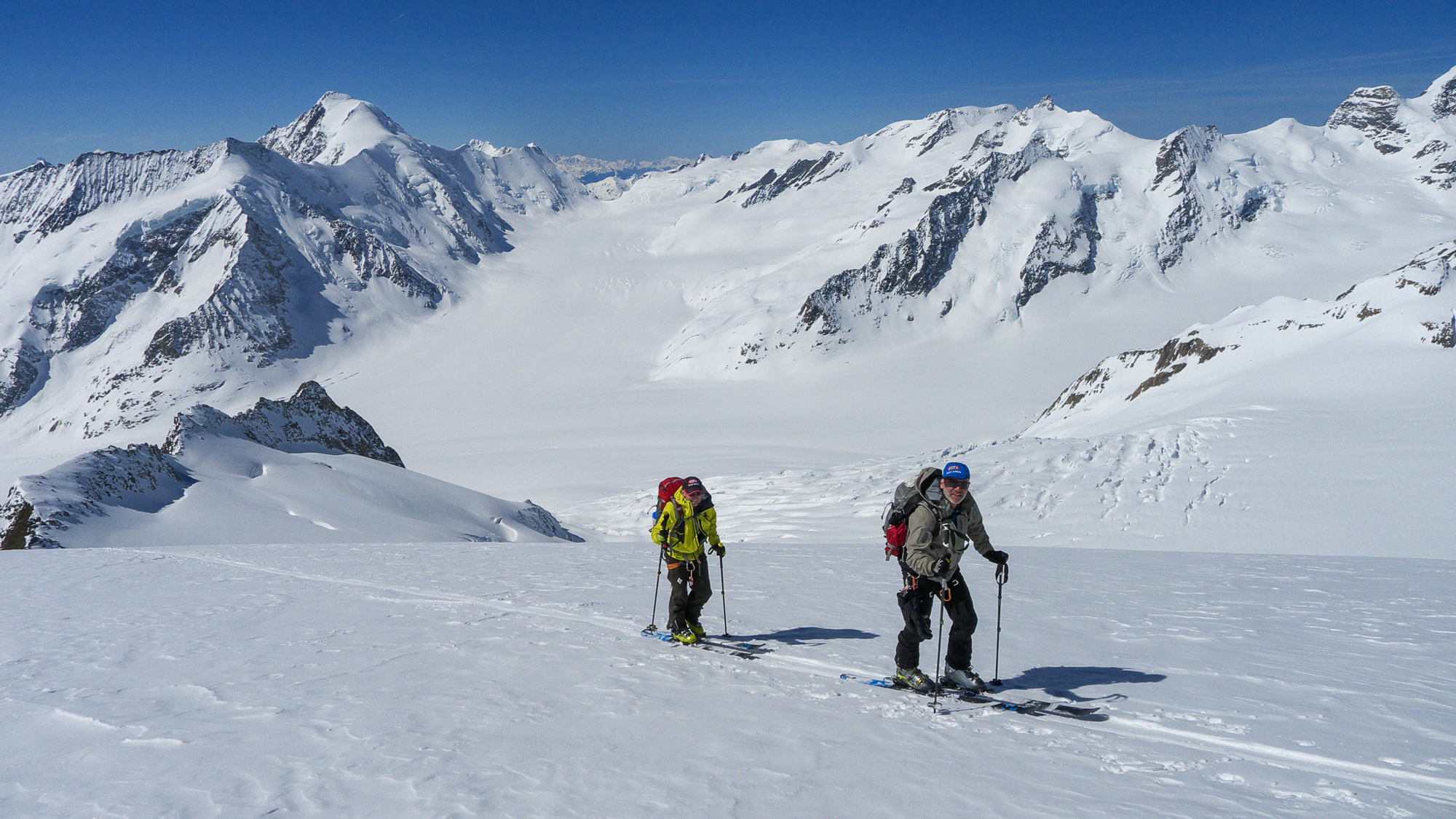 Mark and Cary ski touring in the Bernese Alps.jpg