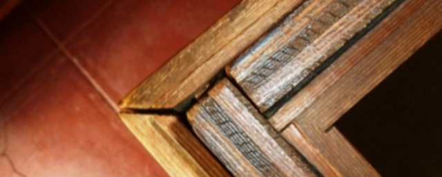 Sandwiched between the cypress panels was southern pine – a precursor to modern SIPS panels for insulation