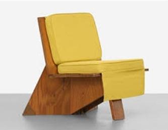 Rosenbaum House chair