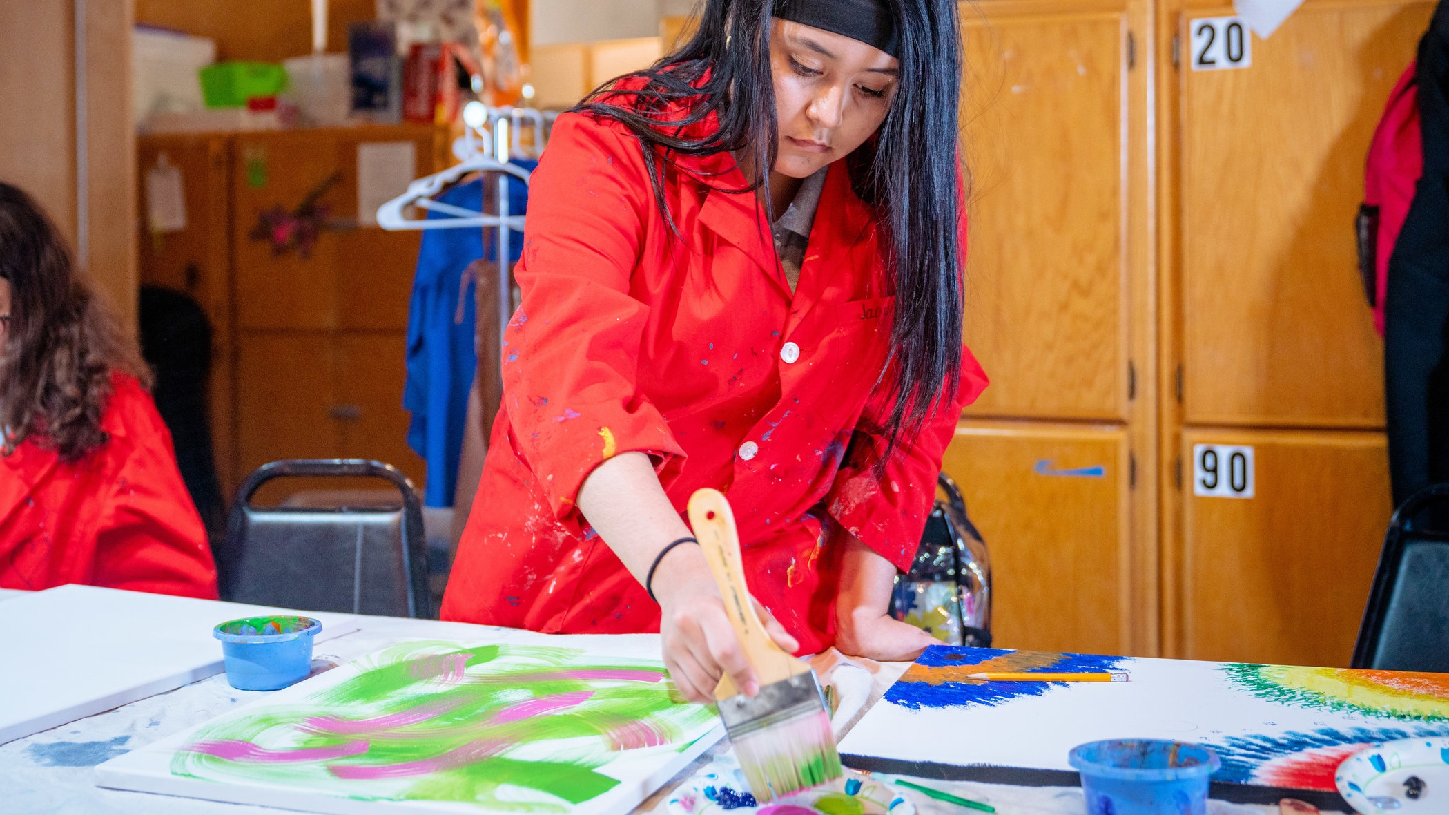 OKC Girls Art School -