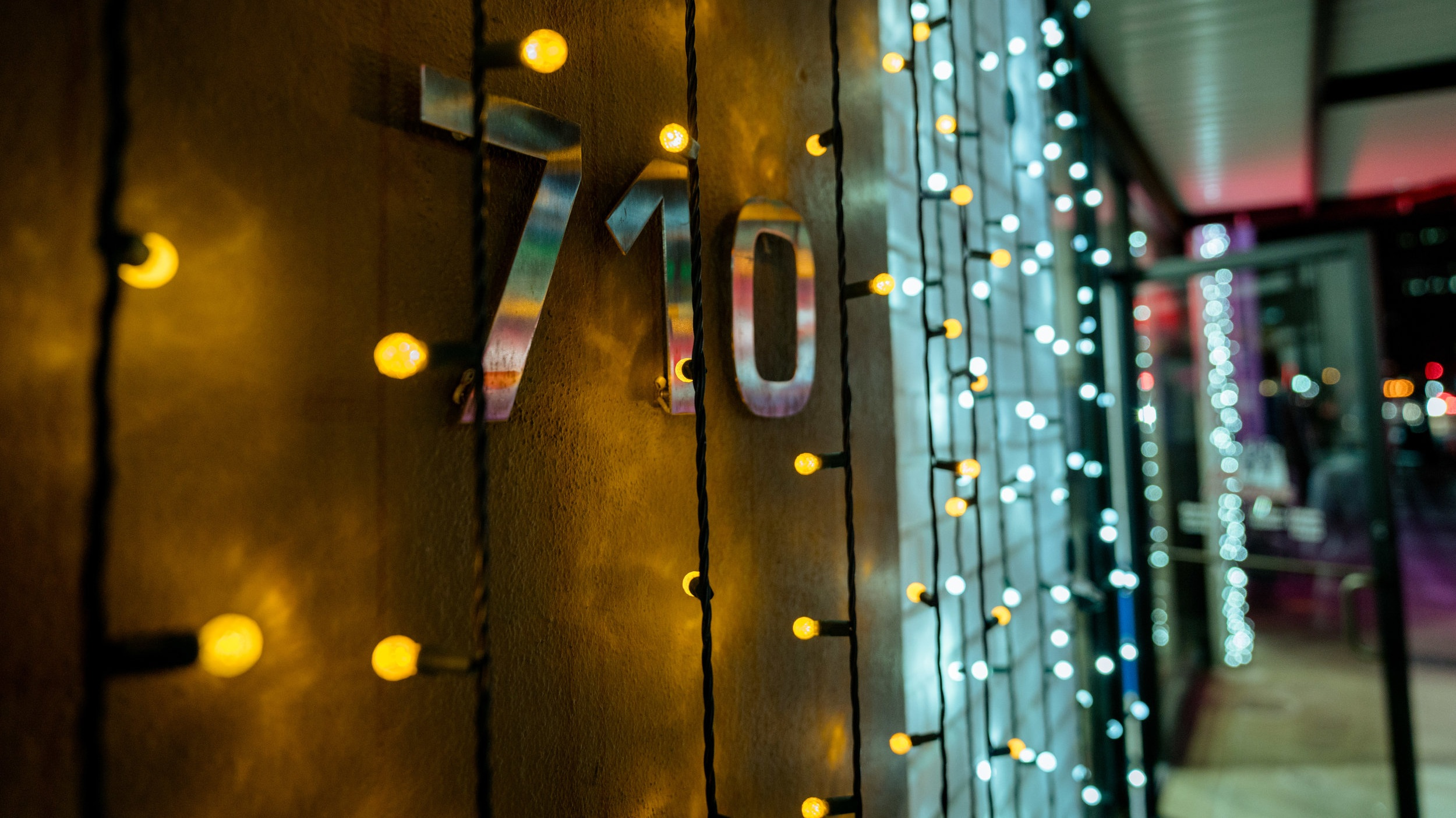 Lights on Broadway -