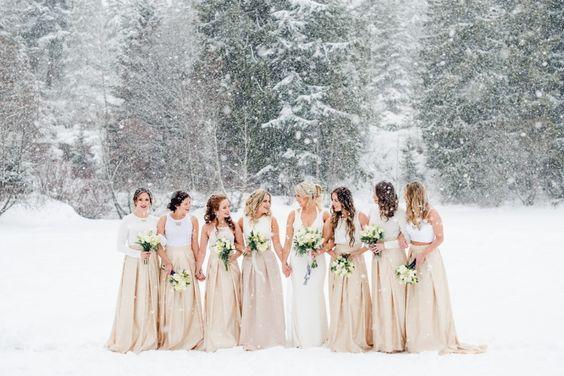 Monochrome Maids - via Pinterest