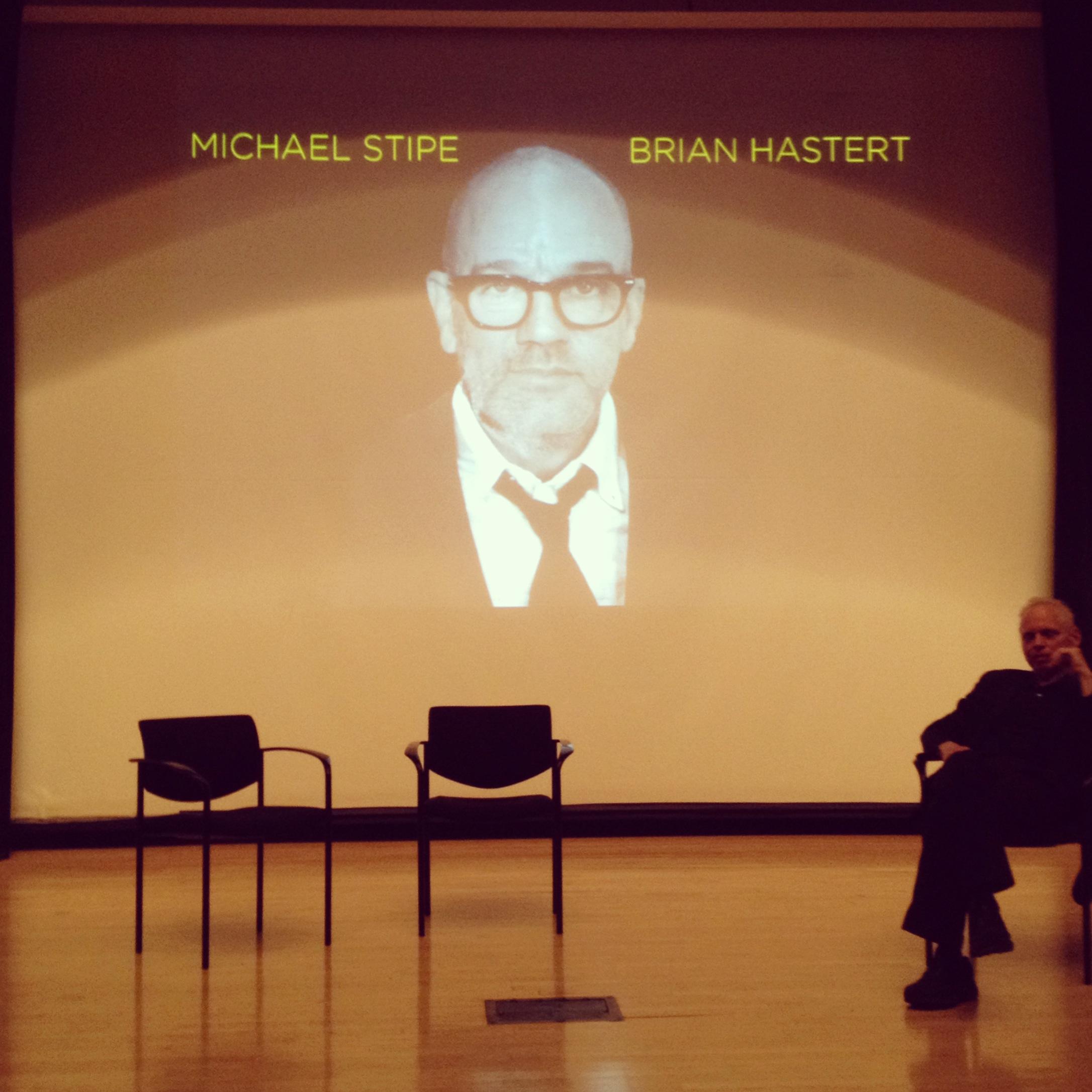 PEN America intervew w/ Michael Stipe