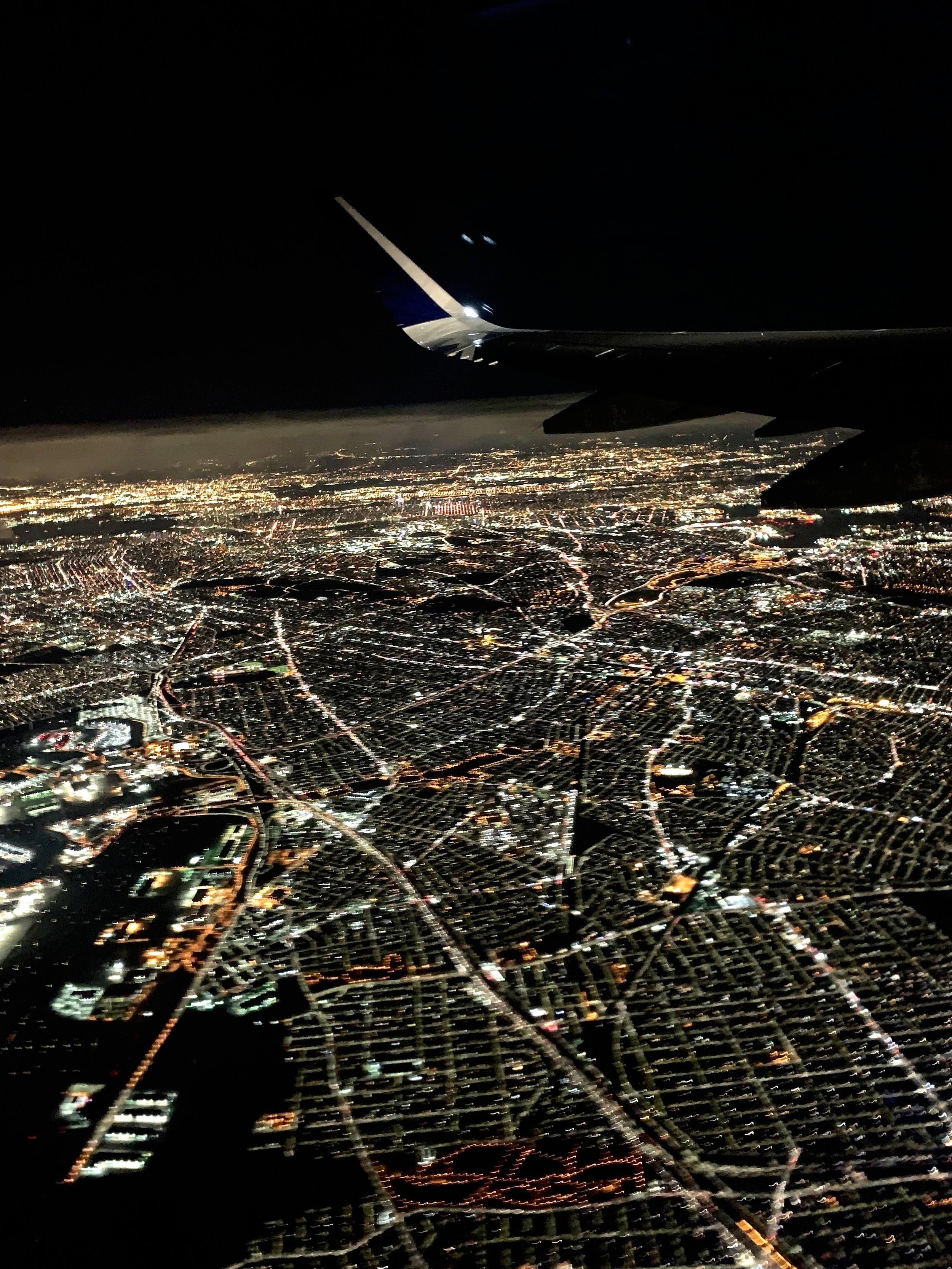 Los Angeles… after dark