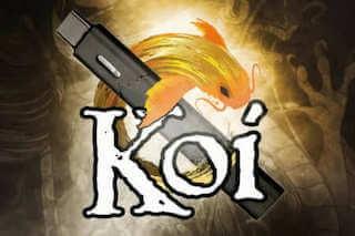 Koi Vape Devices / CBD Cartridges - Koi CBD - USA CBD Expo 2019