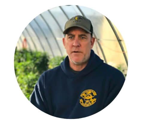 Steve Danyluk, Lt. Col - Speaker at USA CBD Expo 2019 - Hemp Conference