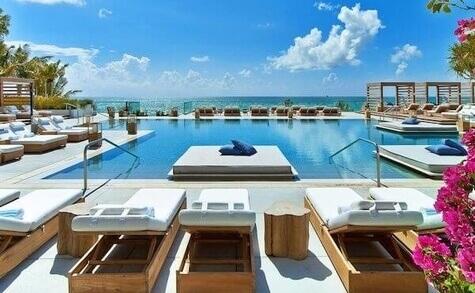 SBH - South Beach Hotel - USA CBD Expo 2019 - Miami Beach Florida