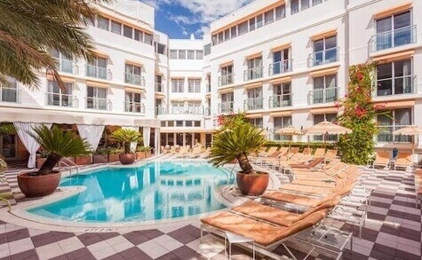 Plymouth Hotel Miami - USA CBD Expo 2019 - Miami Beach Florida