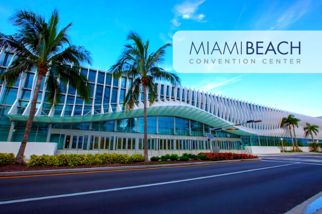 Miami Beach Convention Center - USA CBD Expo 2019