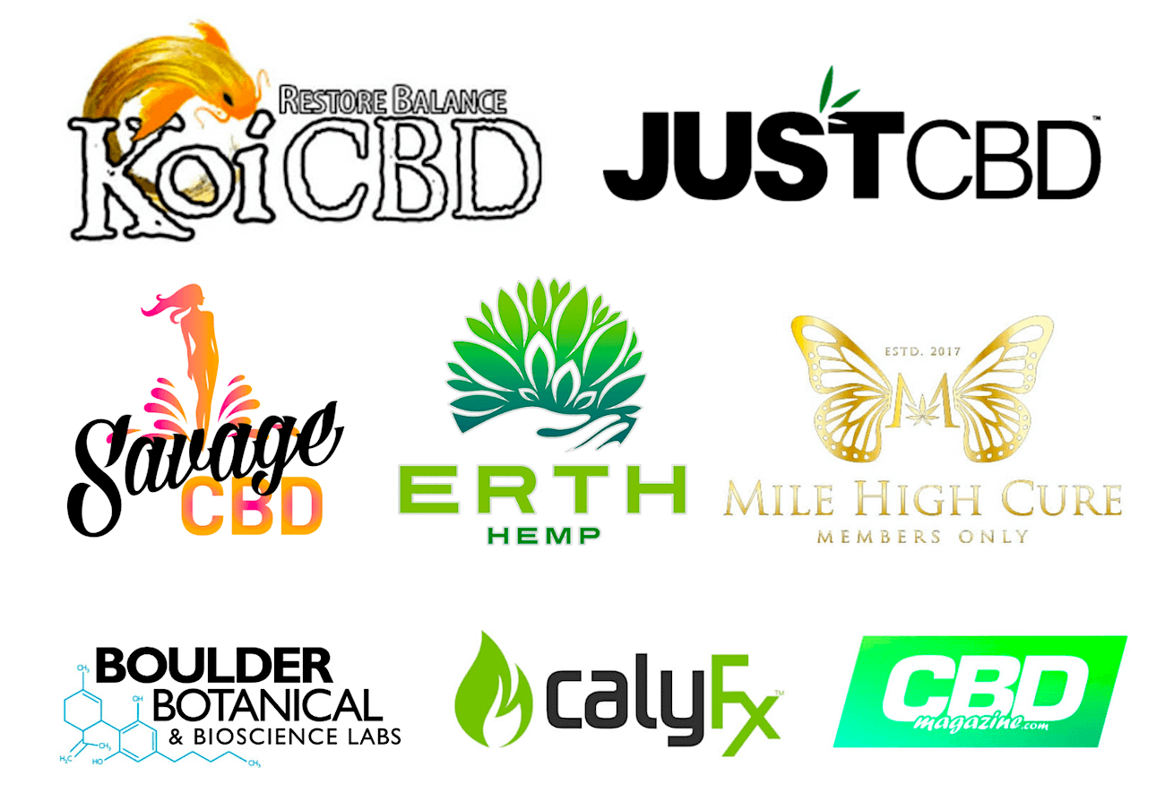 Exhibitor and Sponsors at USA CBD Expo 2019