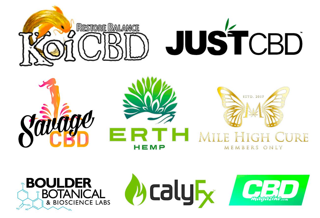 Exhibitors & Sponsors List - USA CBD Expo 2019
