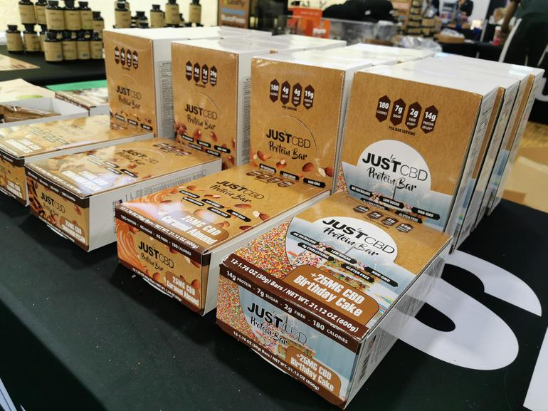 Cool New Products From USA CBD Expo Miami 2019 | USA CBD