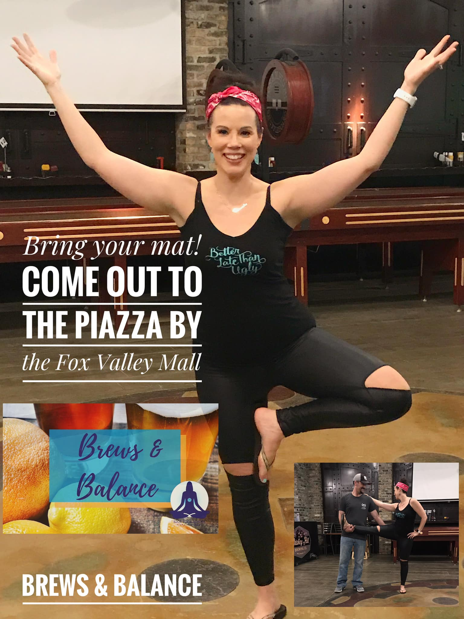 Join us each month at The Piazza - Be sure to subscribe to keep up to date with each event!