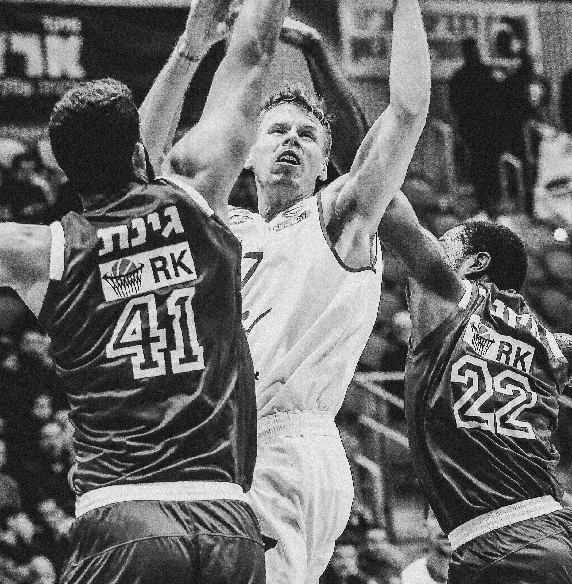 Jordan Swing - Maccabi Rishon LeZion (Israel)