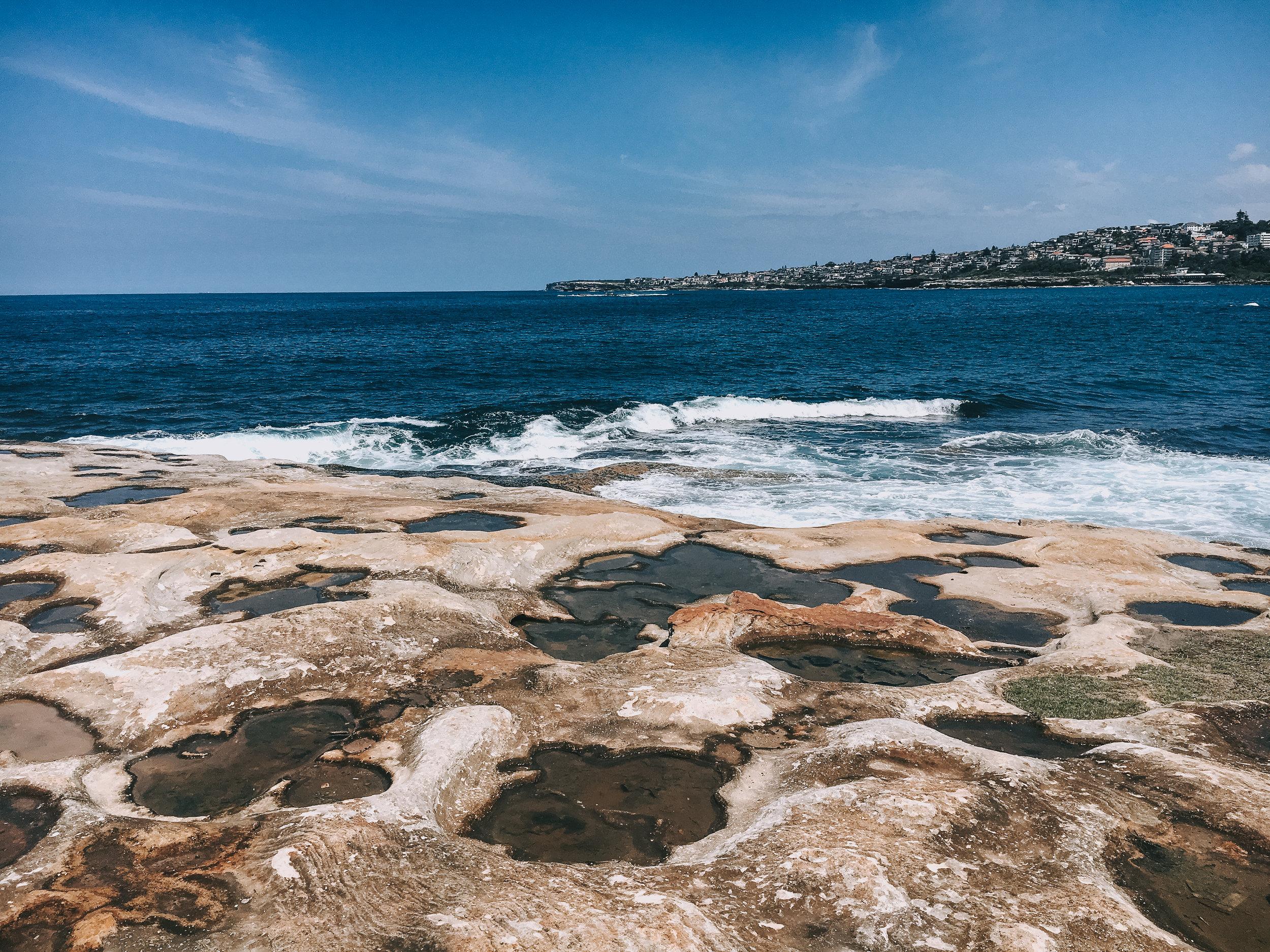 Clovelly Cliffs