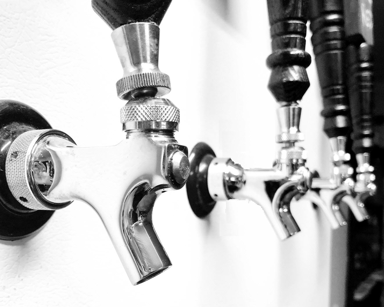 On Tap - A list of what we're pouring right now and where you can find it