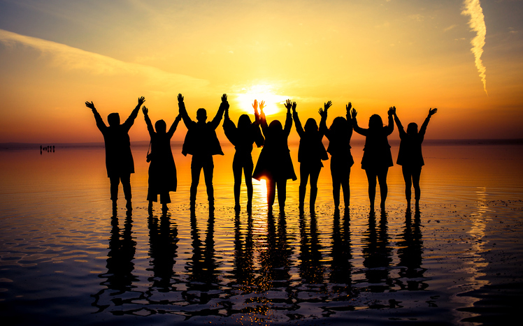 Step 8: The Connection - The interconnectedness of your tribe is unmasked as the signals move along the webbing of your soul's vibrational frequency. This tribe is your soul's support system and one you want to uncover to bring more magic and joy into your life.